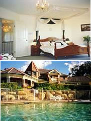 Caprice Boutique Mountain Retreat - Accommodation in Bendigo