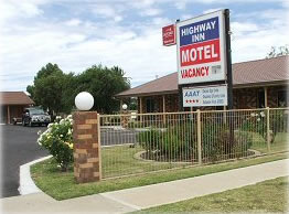 Highway Inn Motel - Accommodation in Bendigo