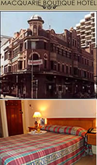Macquarie Boutique Hotel - Accommodation in Bendigo