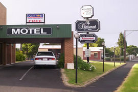 The Diplomat Motel - Accommodation in Bendigo