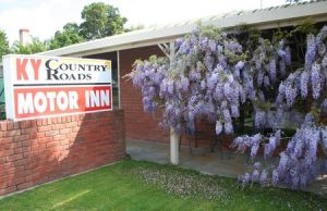 KY COUNTRY ROADS MOTOR INN - Accommodation in Bendigo