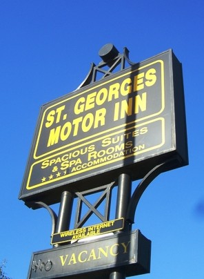 St Georges Motor Inn - Accommodation in Bendigo