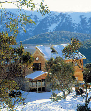 Summit Ridge Alpine Lodge - Accommodation in Bendigo