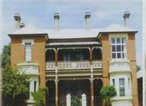 Strathmore Victorian Manor - Accommodation in Bendigo