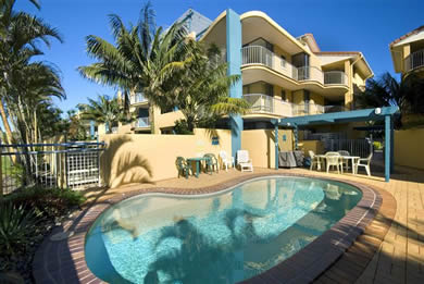 Surf Club Apartments - Accommodation in Bendigo