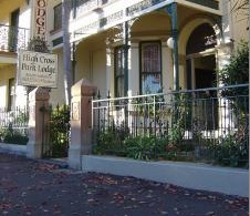 High Cross Park Lodge - Accommodation in Bendigo