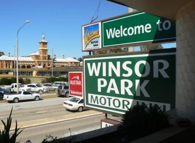 Albury Winsor Park Motor Inn - Accommodation in Bendigo