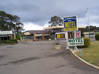 Governors Hill Motel - Accommodation in Bendigo