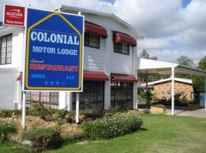 Colonial Motor Lodge - Accommodation in Bendigo
