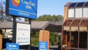 Comfort Inn  Suites Essendon - Accommodation in Bendigo