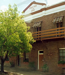 The Old Exchange Bed And Breakfast - Accommodation in Bendigo