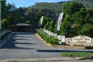 Bright Colonial Inn Motel - Accommodation in Bendigo