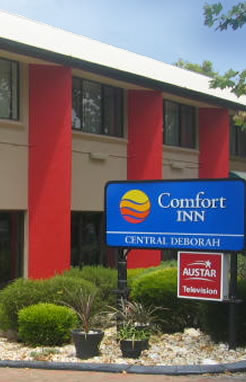 Comfort Inn Central Deborah - Accommodation in Bendigo
