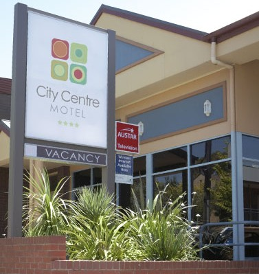 City Centre Motel - Accommodation in Bendigo