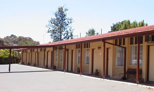 Golden Hills Motel - Accommodation in Bendigo