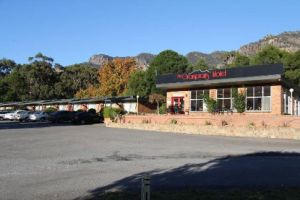 Grampians Motel - Accommodation in Bendigo