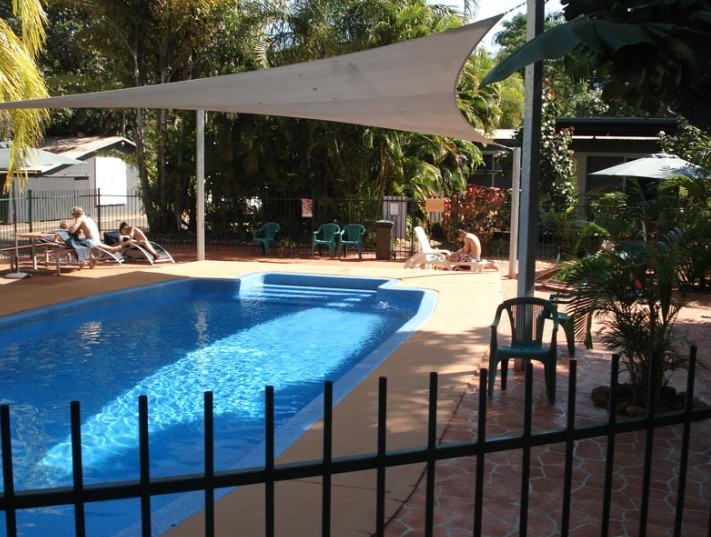 Shady Glen Tourist Park - Accommodation in Bendigo