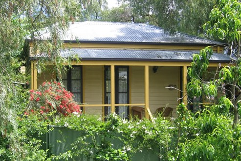 Bendigo Cottages - Accommodation in Bendigo