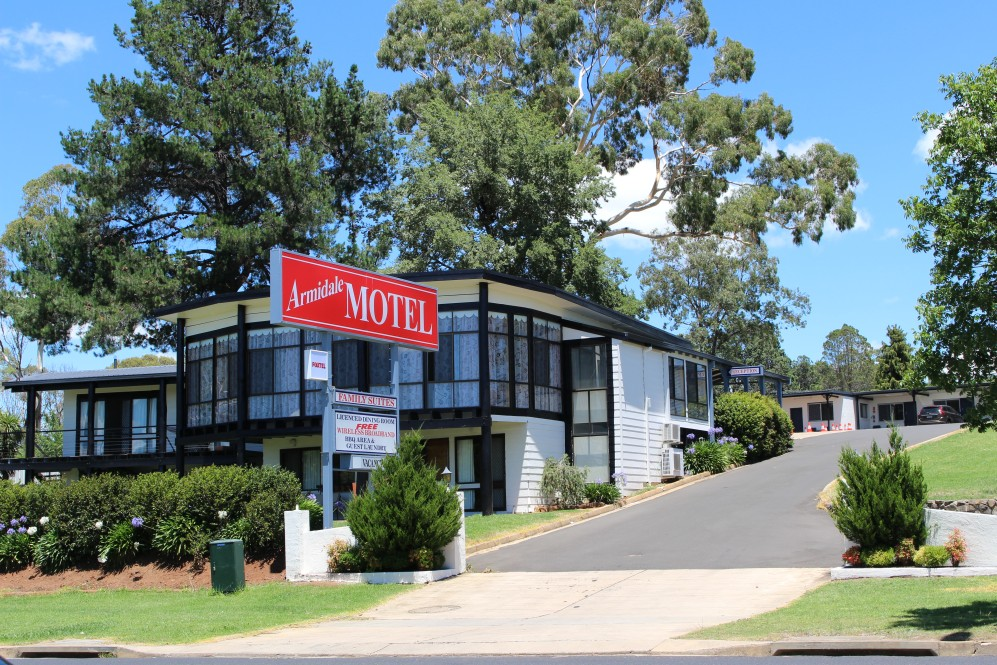 Armidale Motel - Accommodation in Bendigo