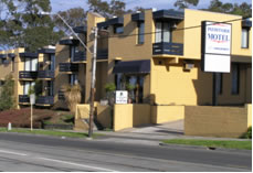 Pathfinder Motel - Accommodation in Bendigo