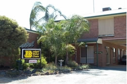 Rushworth Motel - Accommodation in Bendigo