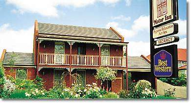 VICTORIANA MOTOR INN - Accommodation in Bendigo
