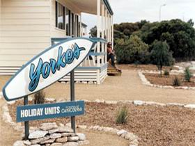 Yorke's Holiday Units - Accommodation in Bendigo