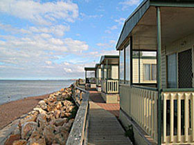 Stansbury Foreshore Caravan Park - Accommodation in Bendigo