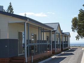 Port Vincent Caravan Park and Seaside Cabins - Accommodation in Bendigo