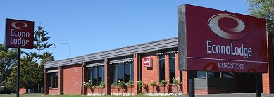 Econo Lodge Kingston - Accommodation in Bendigo