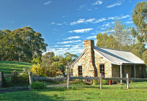 Adelaide Hills Country Cottages - Gum Tree Cottage - Accommodation in Bendigo
