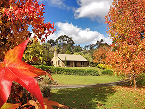 Adelaide Hills Country Cottages - Lavender Fields - Accommodation in Bendigo