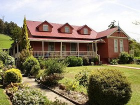 Cradle Manor - Accommodation in Bendigo