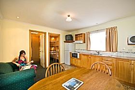 Leisureville Caravan Park - Accommodation in Bendigo
