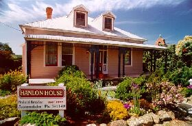 Hanlon House - Accommodation in Bendigo
