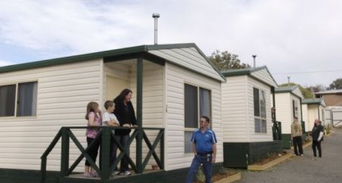 Discovery Holiday Parks Mornington Hobart - Accommodation in Bendigo