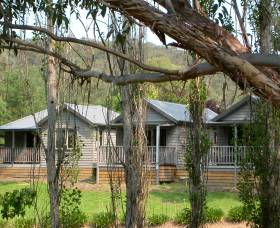 The Homestead Cabins Brogo - Accommodation in Bendigo