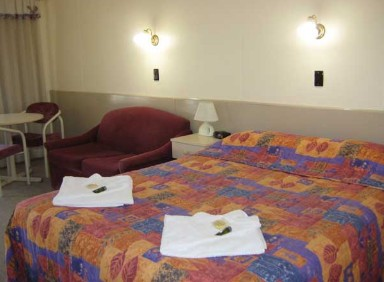 Ballarat Budget Motel - Accommodation in Bendigo