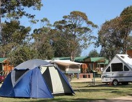 BIG4 Moruya Heads Easts at Dolphin Beach Holiday Park - Accommodation in Bendigo