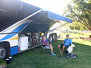 Grafton Greyhound Racing Club Caravan Park - Accommodation in Bendigo