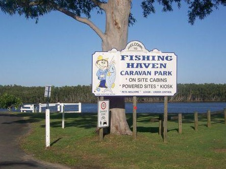 Fishing Haven Caravan Park - Accommodation in Bendigo
