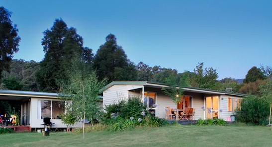 Queens Cottage - Accommodation in Bendigo