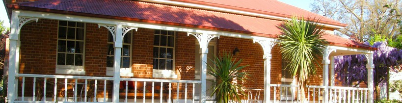 Araluen Old Courthouse Bed and Breakfast - Accommodation in Bendigo