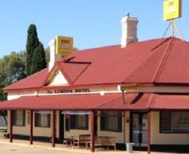 The London Hotel Motel - Accommodation in Bendigo