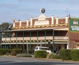 Commercial Hotel Barellan - Accommodation in Bendigo