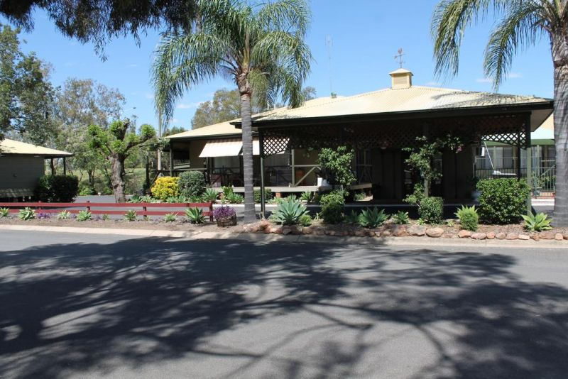Lake Forbes Motel - Accommodation in Bendigo