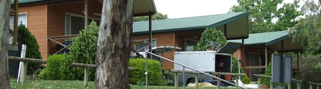 Apex Riverside Tourist Park - Accommodation in Bendigo
