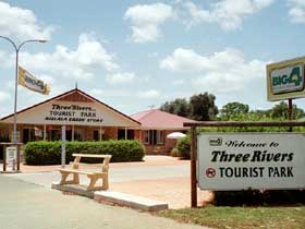 Mundubbera Three Rivers Tourist Park - Accommodation in Bendigo
