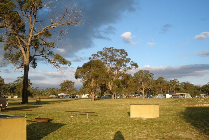 Sommerville Valley Tourist Park - Accommodation in Bendigo