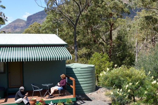 Cave Rock Cottages - Accommodation in Bendigo